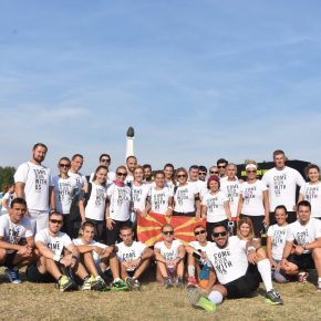 NIKE трка на 10км во Белград 04.09.2016