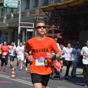 Искуство на Илија Ќироски со NRC – NIKE + RUN CLUB